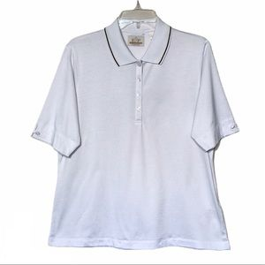 EP Pro Fairway Fancy Polo Tour Dry Golf Top